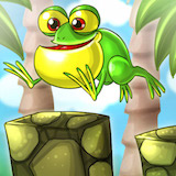 Selfie Jungle Frog 2
