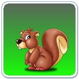 Virtual Squirrel